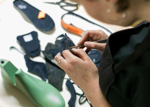 Helen Kirkum Is Redefining Sustainable Sneaker Design 23