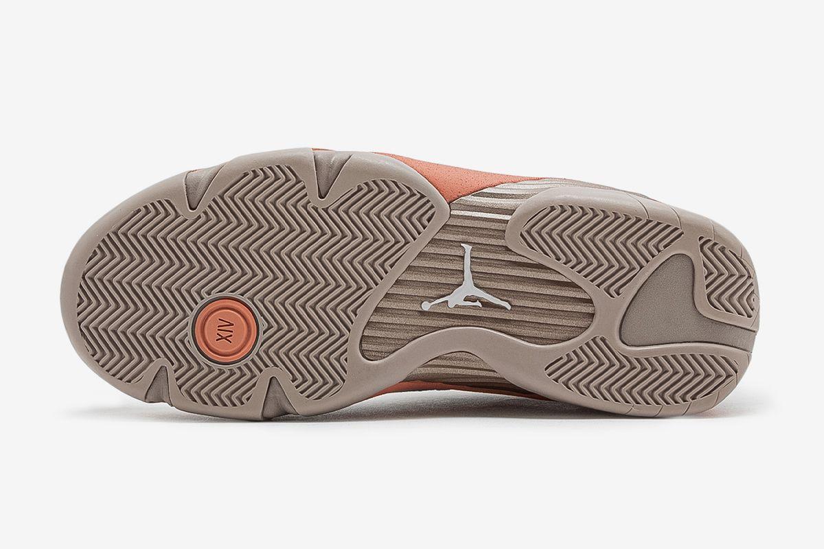 "CLOT Revisits ""Terracotta"" Theme for New Air Jordan Collab 27"