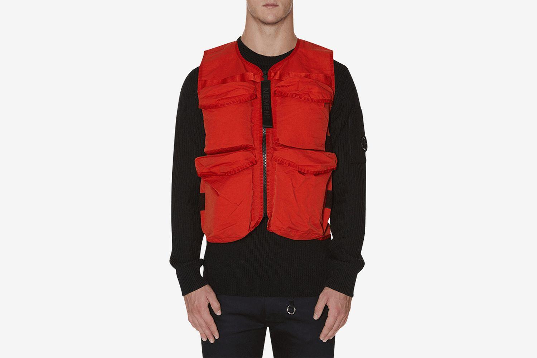 Nmn Guard Vest Jacket