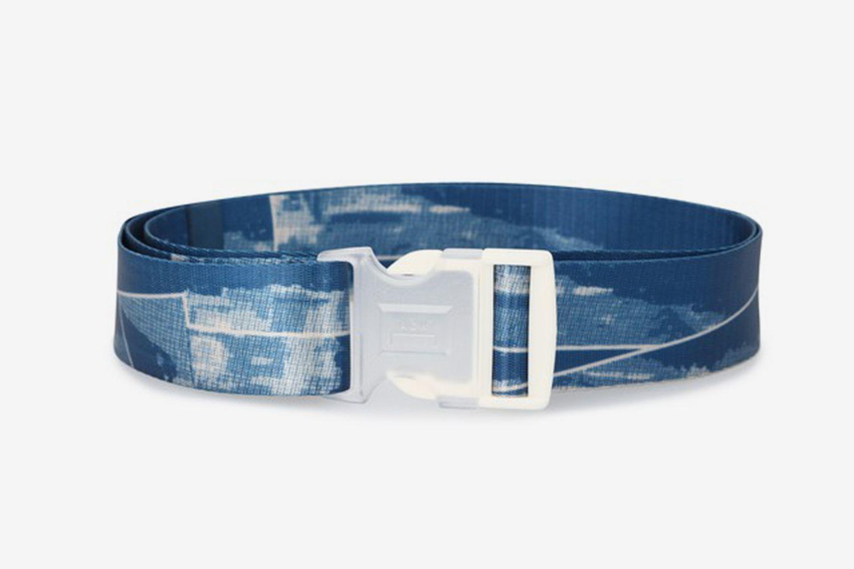 Graphic Webbing Belt