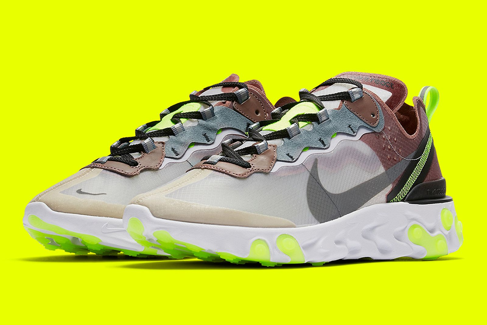 nike react element 87 new colorways 2019