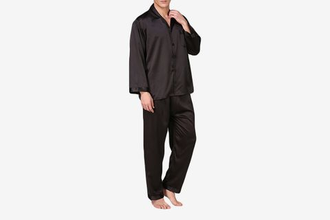 Silk Satin Pajama Set