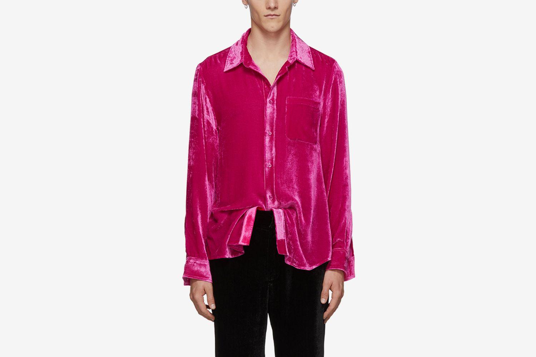 Silk Sander Fluid Shirt