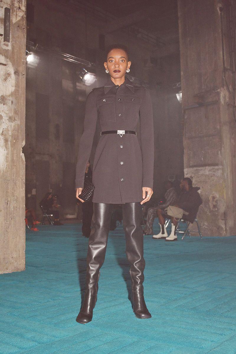 Flaunting Lockdowns, Bottega Veneta's Salon 02 Revives Power Dressing