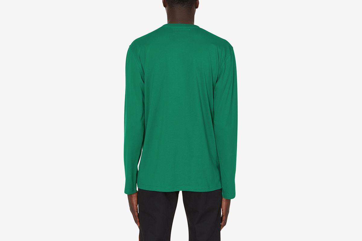 Double Chest Pocket Longsleeve T-Shirt