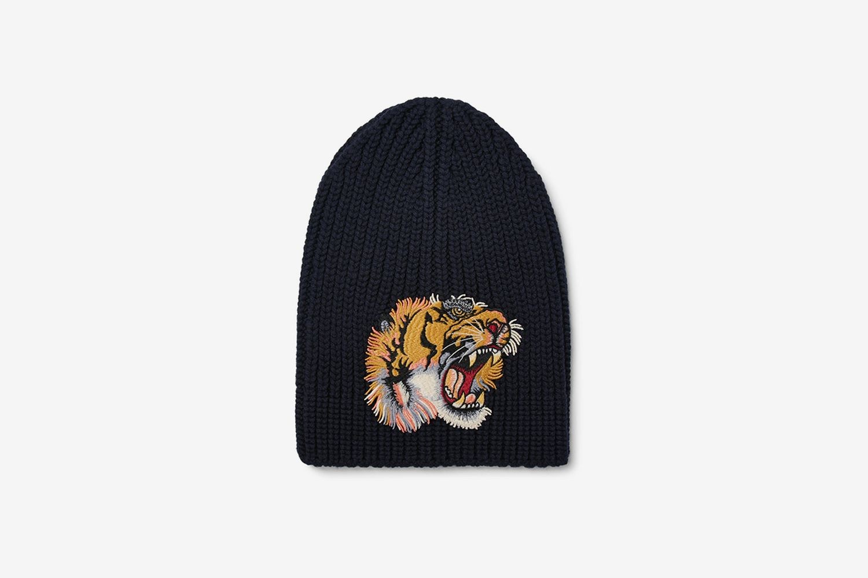 Tiger Beanie