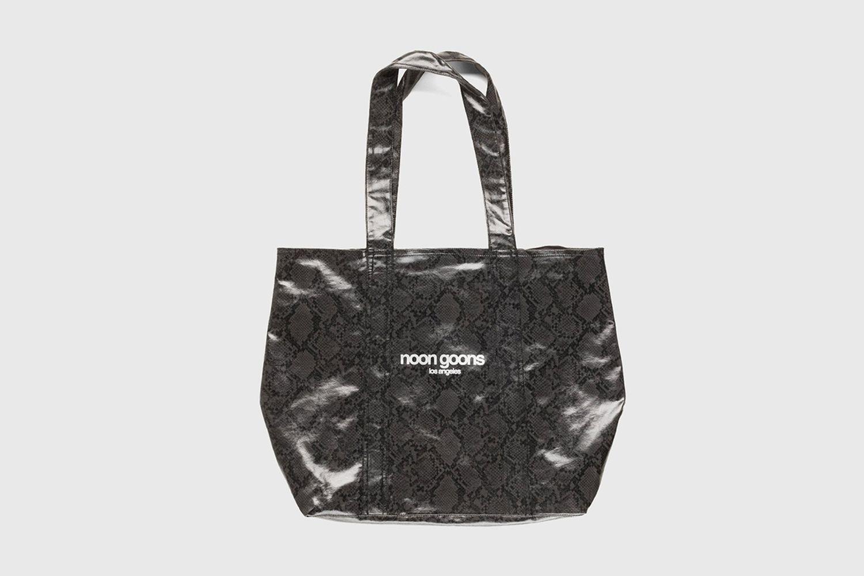 Mojave Snakeskin Bag