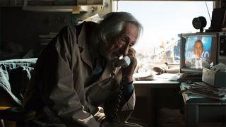 El Camino: A Breaking Bad Movie Old Joe phone