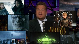 james corden game of thrones recap