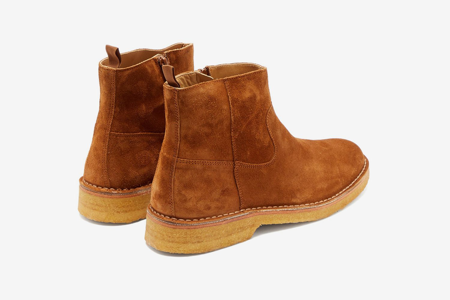 Timothe Suede Chelsea Boots