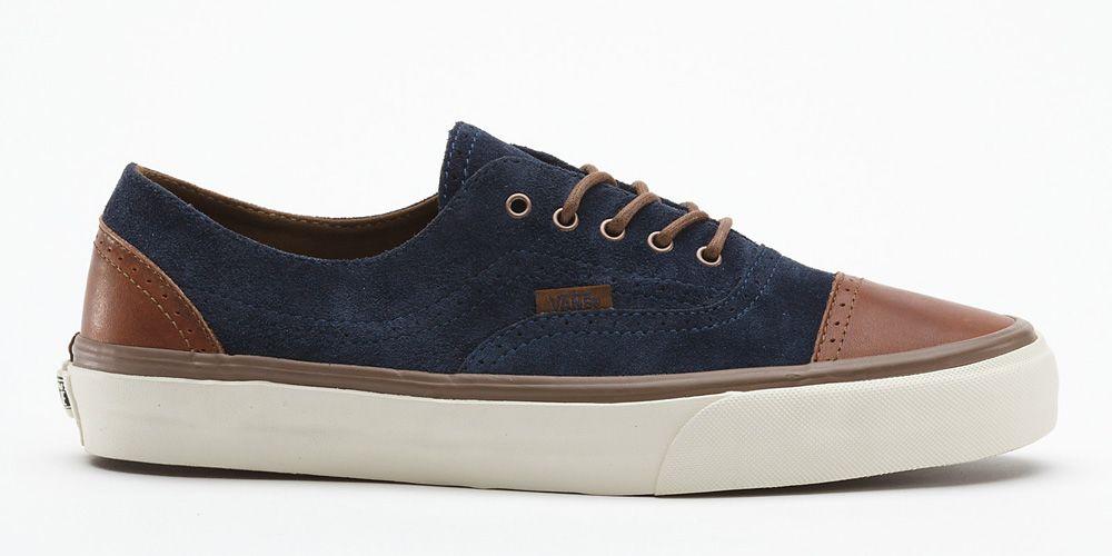 76ab26fdfc Vans California Era Brogue CA Sneakers Fall 2012 - Highsnobiety