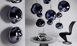 Tom Dixon Launches Black Collection at New Greene Street NYC Location