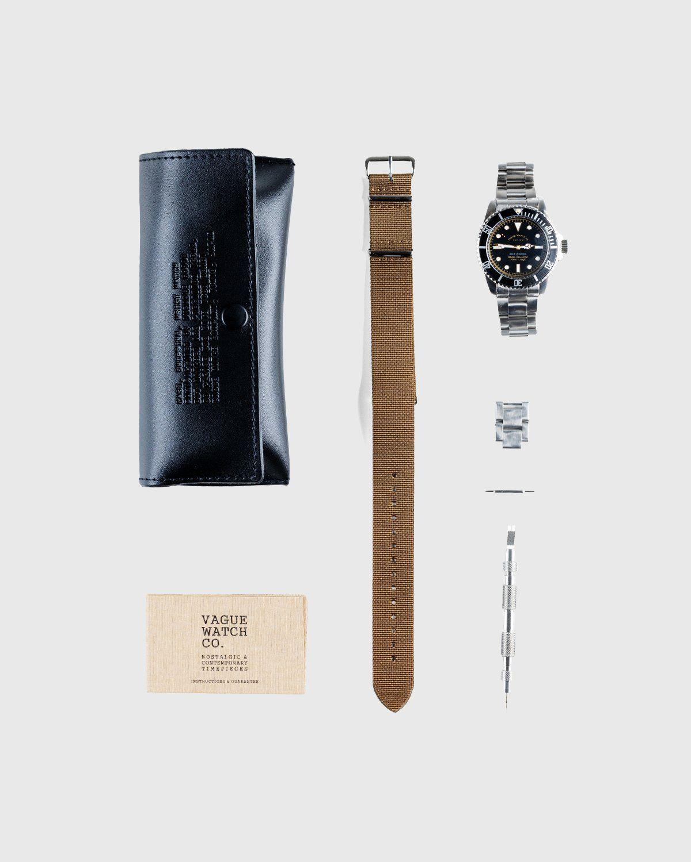 Vague Watch Co. — Submariner Grey Fade / Black - Image 4