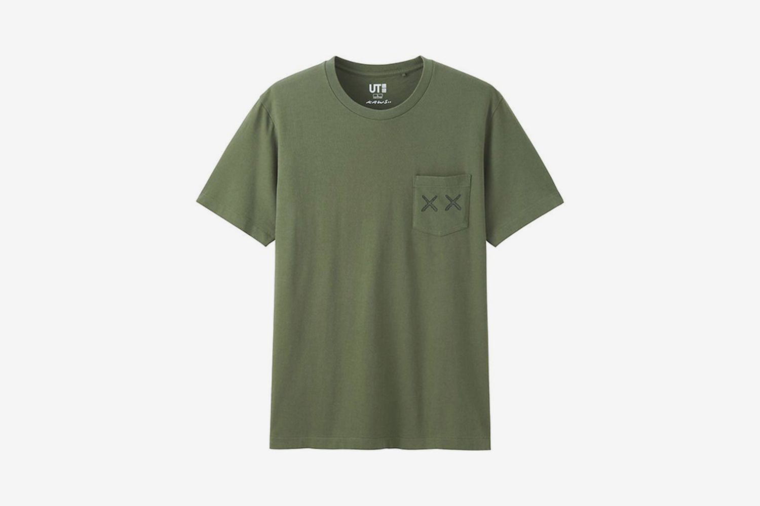 KAWS Graphic T-Shirt