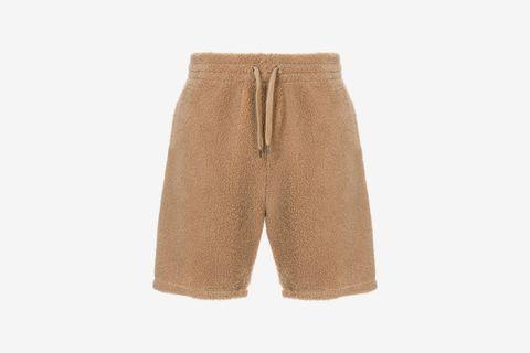 Textured Shorts