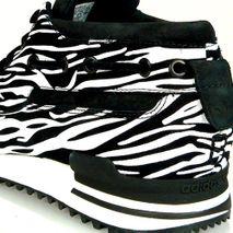 c05deccaf 4 more. Previous Next. The adidas Originals Fall 2009 ZX700 Boat comes in a  new zebra look.