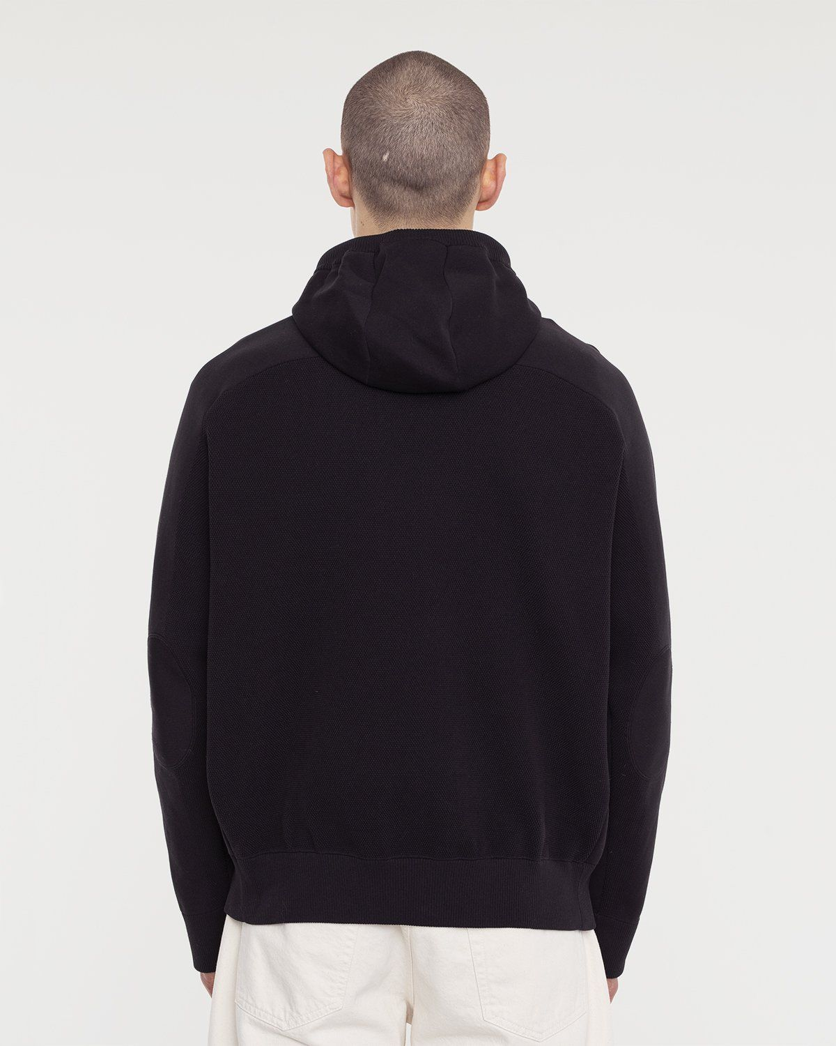 The North Face Black Series - Engineered Knit Hoodie Black - Image 5