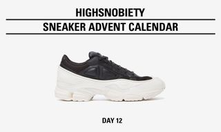 Win the adidas by Raf Simons Ozweego in Today's Highsnobiety Advent Calendar