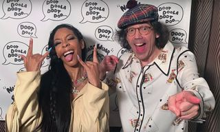 Rico Nasty Freaks Out Over a Cheech & Chong Vinyl in Nardwuar Interview