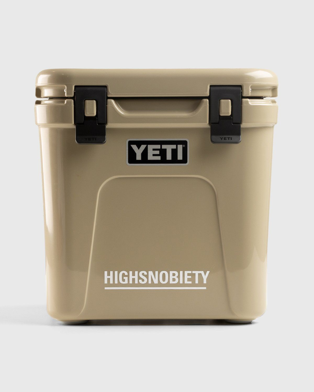 Highsnobiety - Yeti Roadie 24 Hard Cooler Brown - Image 1