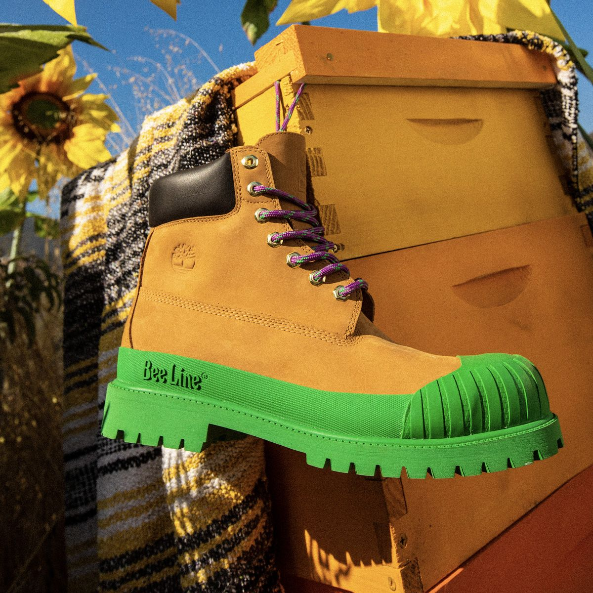 Bee Line Reworks Timberland's Iconic 6-Inch Boot 13