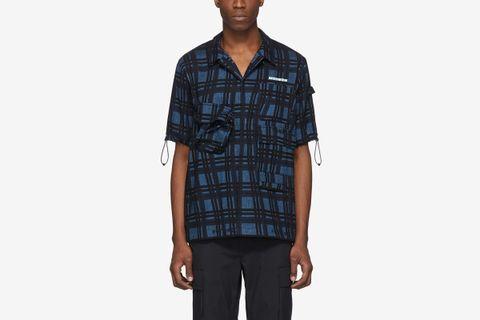 Check Voyager Short Sleeve Shirt
