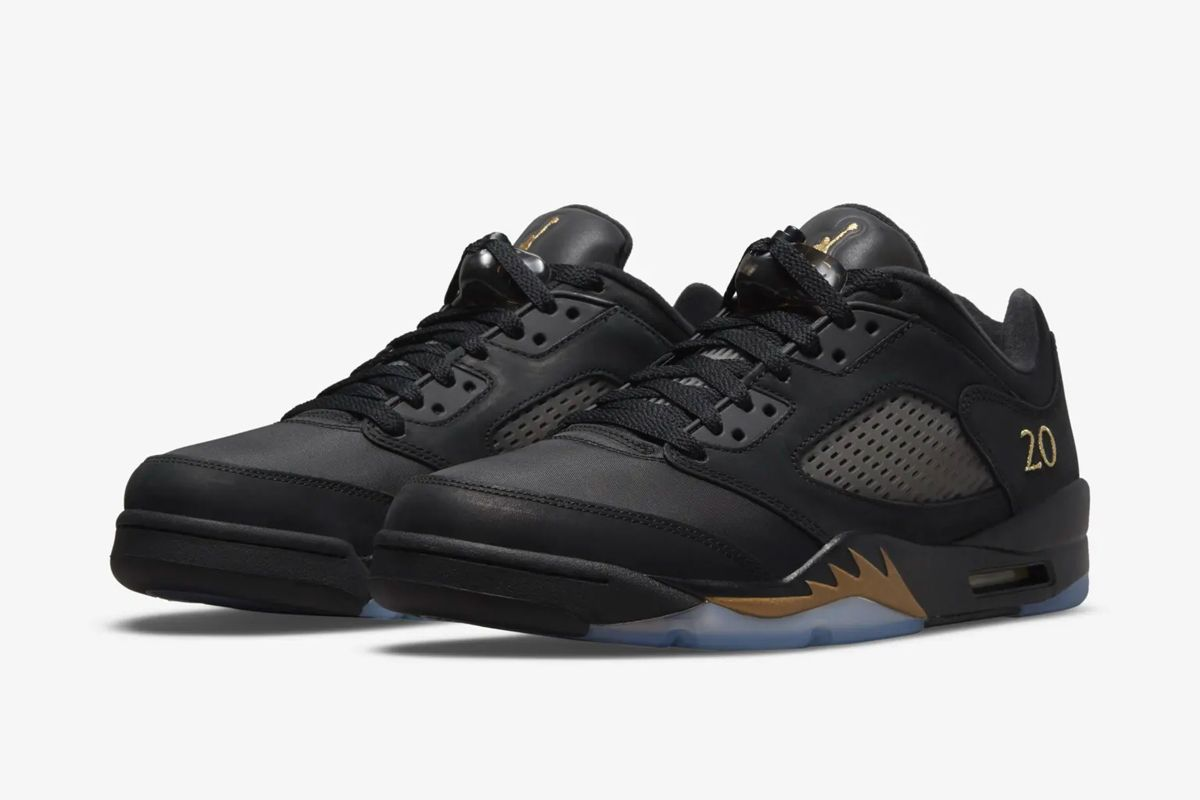 """The Air Jordan 5 Low """"Wings"""" Is This Year's Best Graduation Gift 3"""
