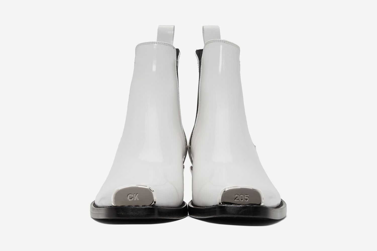 Western Chris Chelsea Boots