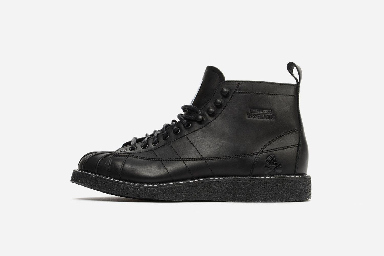 Shell Toe Boots