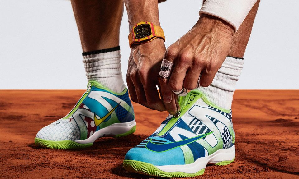 a7e7f90ea5d Rafael Nadal & NikeCourt Serve a