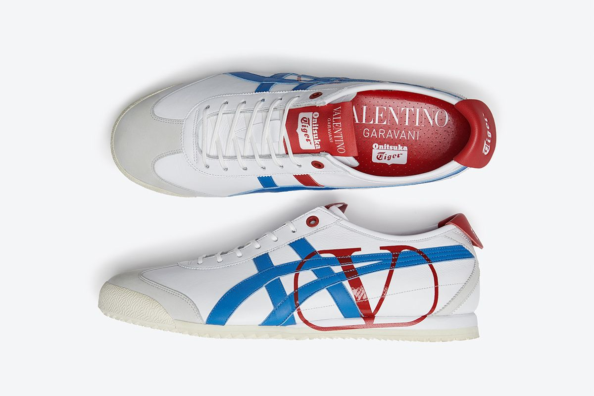 Onitsuka Tiger Updates a Certified Retro-Inspired Classic with a Splash of Italian Luxury 12