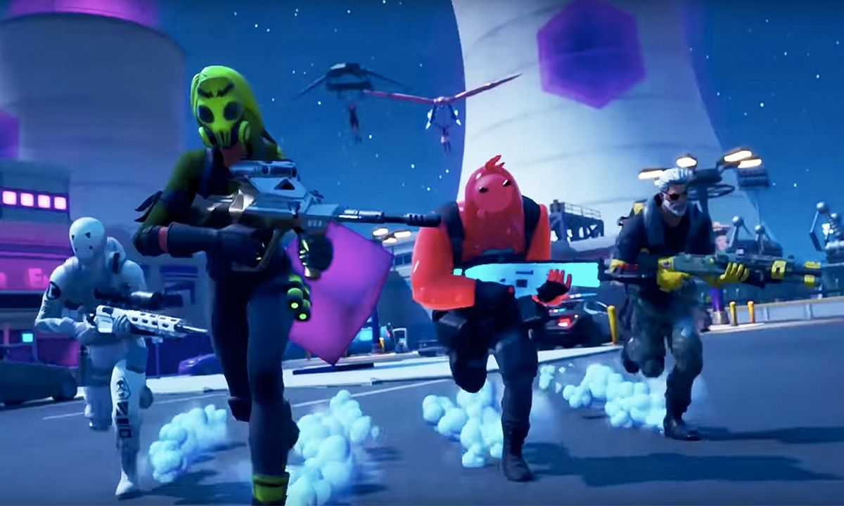 Leaked 'Fortnite' Trailer Hints the Game Wasn't Lost in a Black Hole After All
