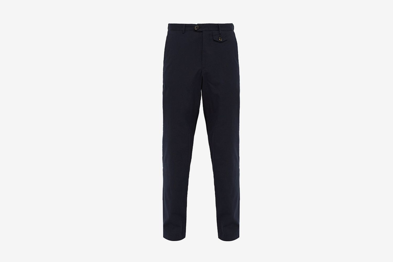 Theobald Ribbed Cotton Trousers