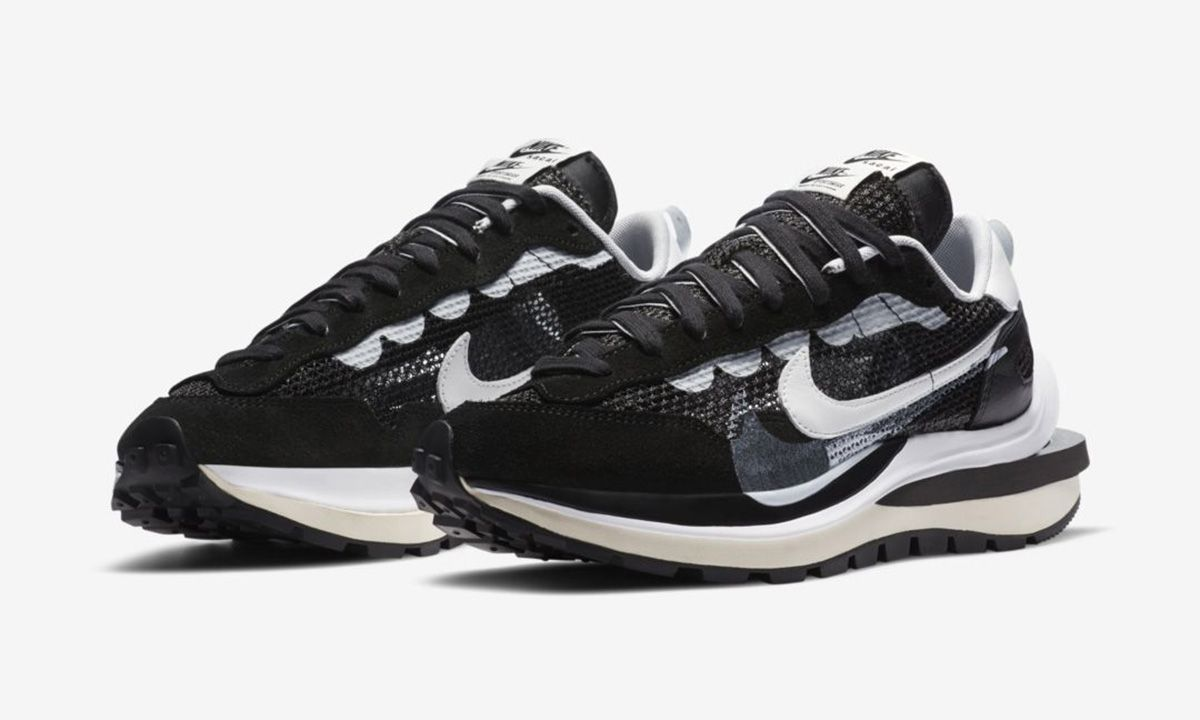 Official Product Shots of the sacai x Nike VaporWaffle Are Here