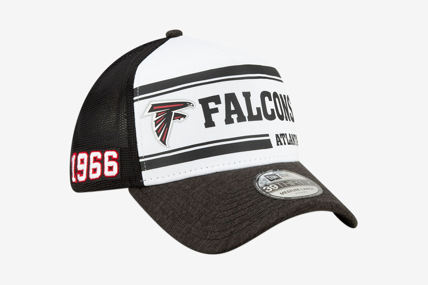 Atlanta Falcons Home 39THIRTY Stretch Fit