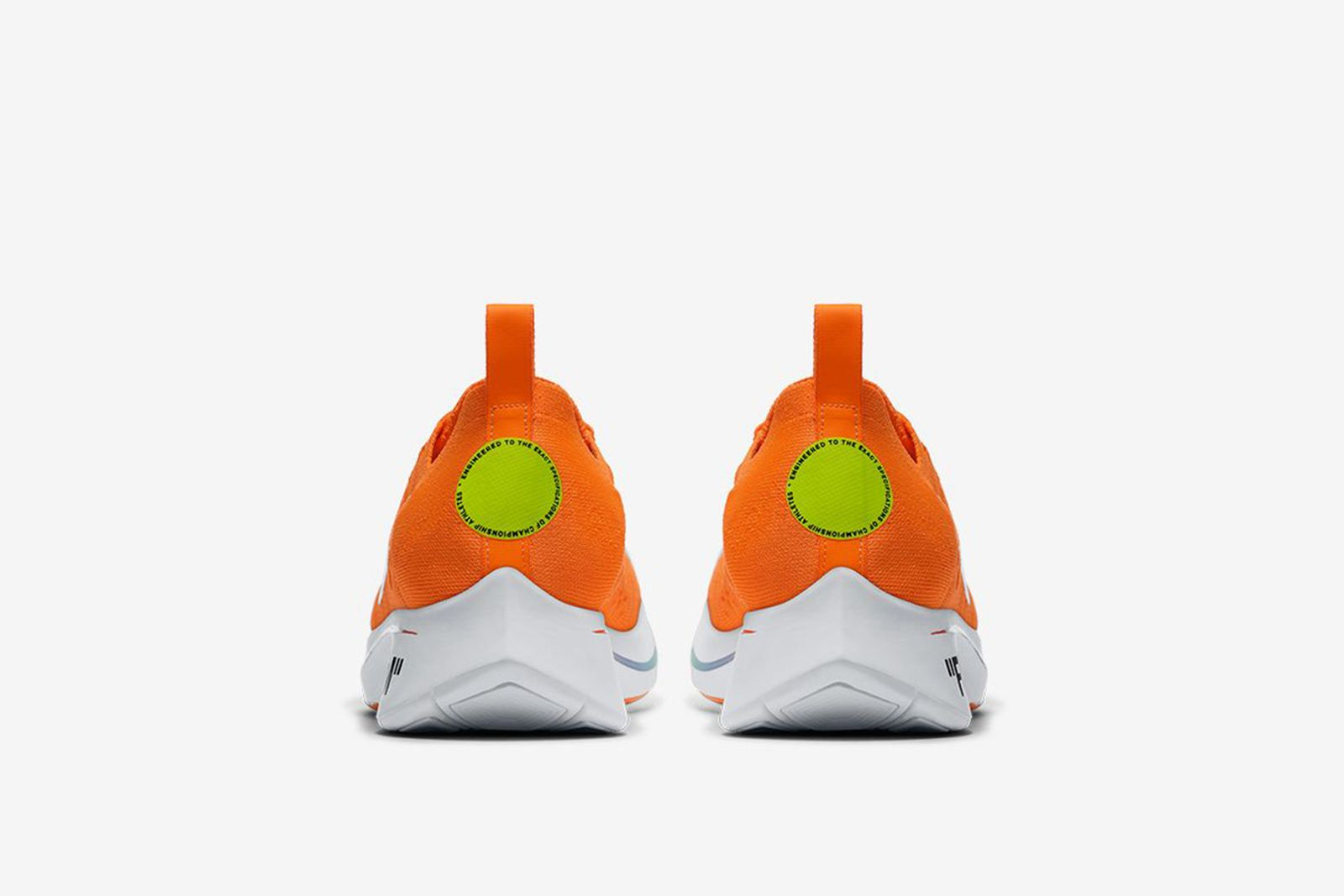 Zoom Fly Mercurial (orange)4 2018 FIFA World Cup Nike OFF-WHITE c/o Virgil Abloh