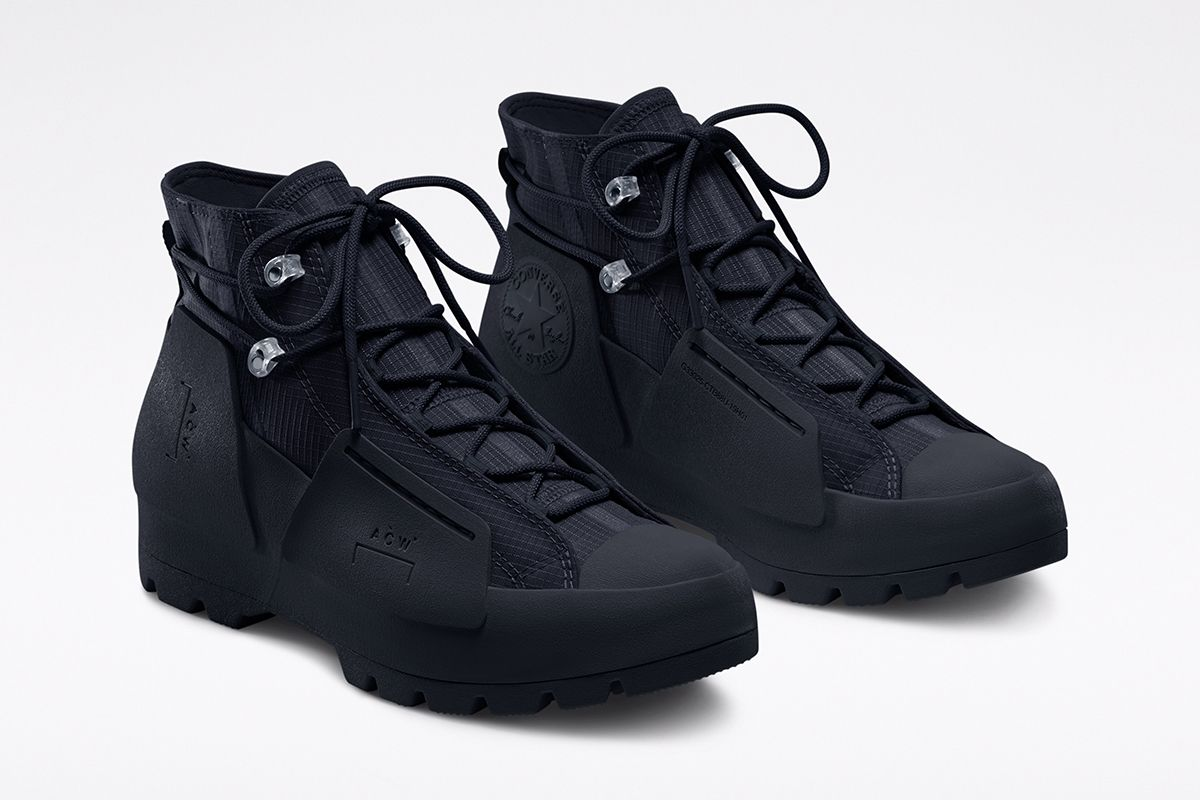 A Second A-COLD-WALL* x Converse Chuck Taylor Boot Is Dropping Soon 21