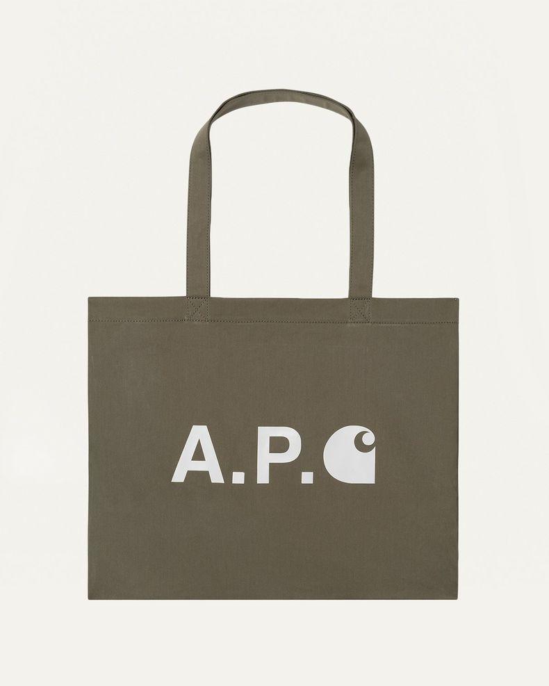 A.P.C. x Carhartt WIP - Alan Shopping Bag