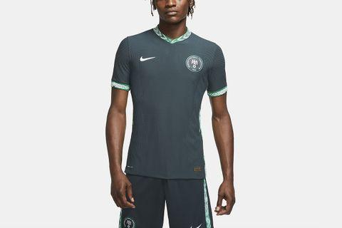 Soccer Jersey Nigeria 2020 Vapor Match Away