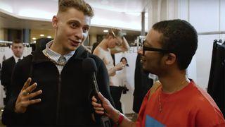 paris fashion week ss20 day 6 video alyx matthew williams the shoe surgeon