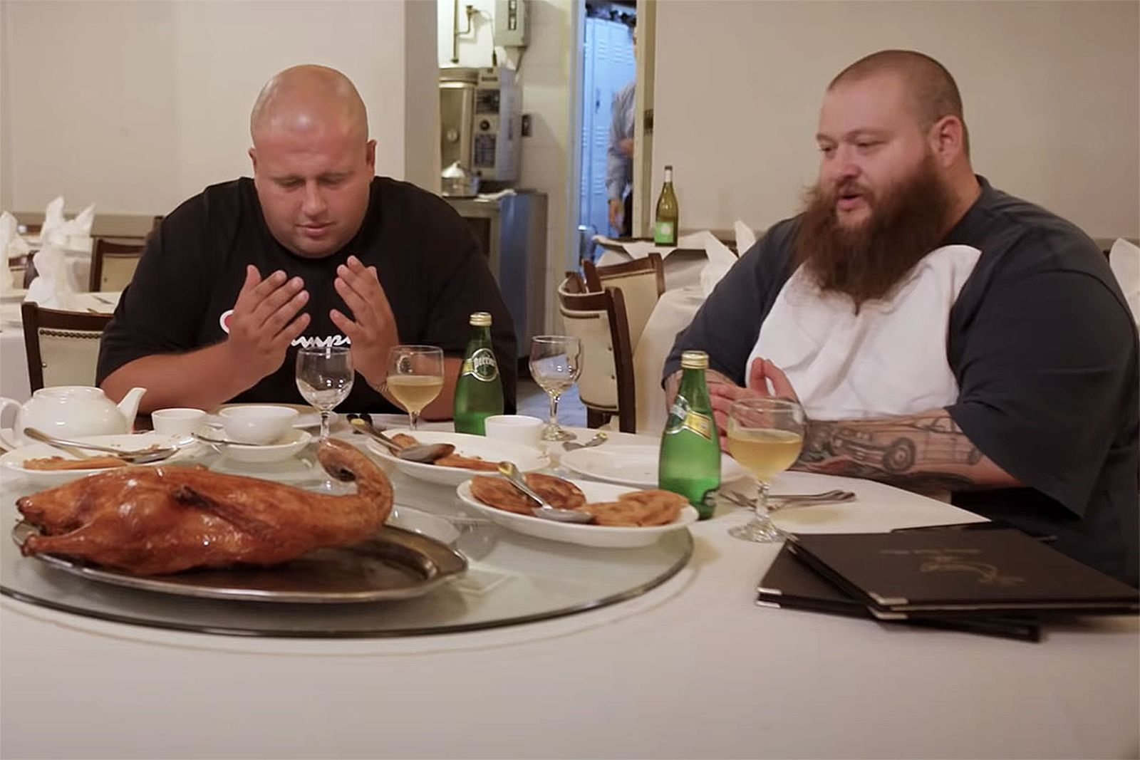 Action Bronson Fuck That's Delicious Season 4 trailer