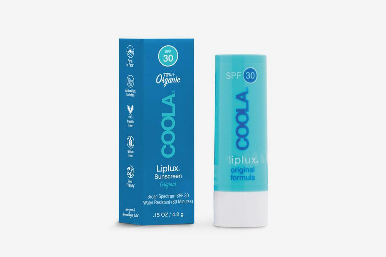 Classic Liplux Organic Lip Balm Sunscreen SPF30