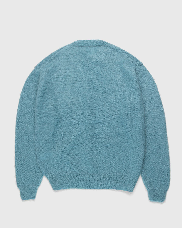 Auralee – Mohair Knit Blue - Image 2