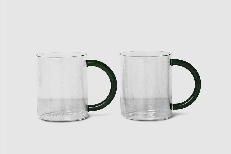 Still Mug, Set of 2