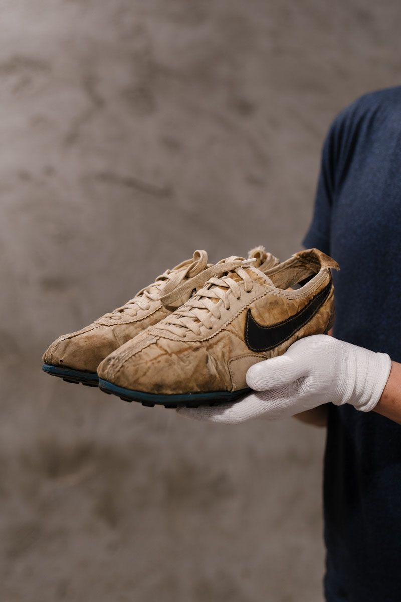 """K11 Musea Links With Sotheby's to Display the """"Holy Grail of Sneakers"""" 3"""