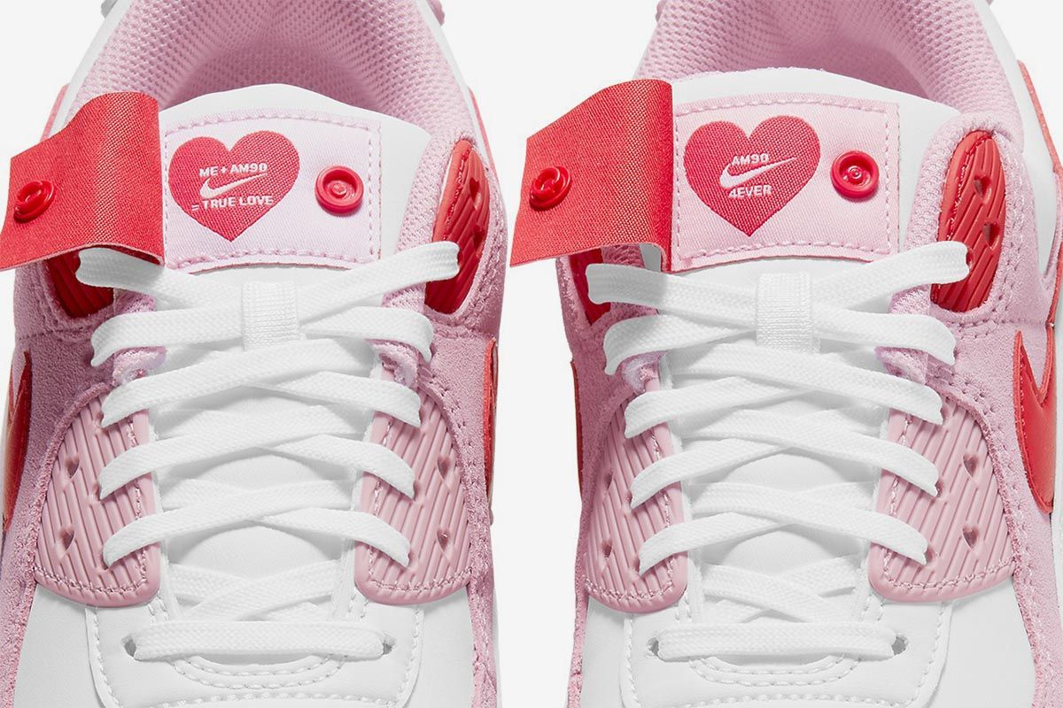 Nike Is Heating Things Up for Valentine's Day & Other Sneaker News Worth a Read 75