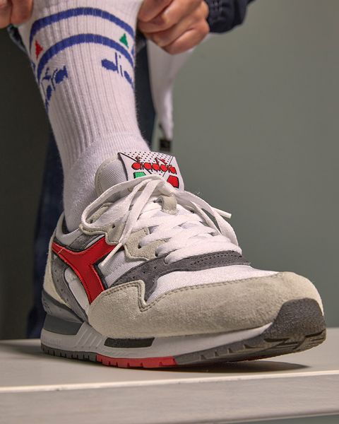 From Bjorg to Baggio, How Diadora Came to Symbolize Style and Sport 32