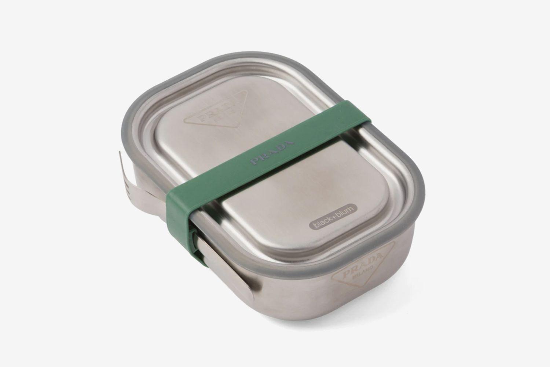 Boîte à lunch en acier inoxydable