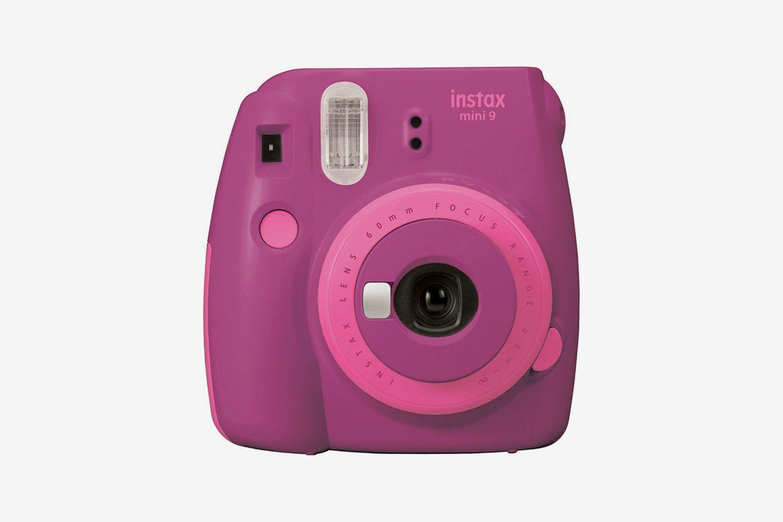 instax mini 9 Instant Film Camera Bundle