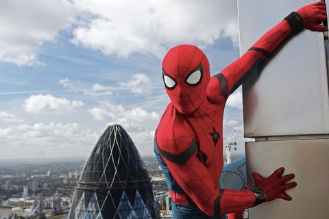 spider man far from home early reviews Spider-Man: Far From Home marvel mcu